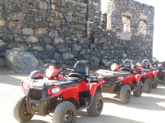 Action Tours Aruba UTV's & ATV's Tours: Get ready to get dirty!!!