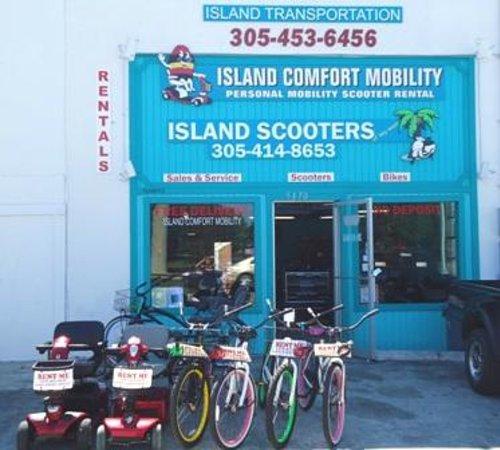 Centre Island Bike Rental Hours