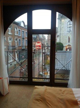 Hotel Quartier Latin: Utsikt från rummet