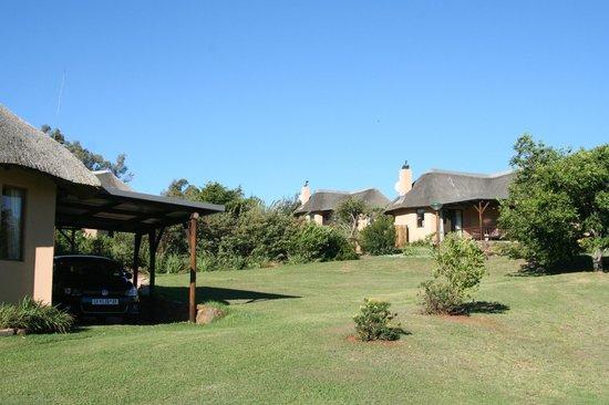 Montusi Mountain Lodge: Bungalows
