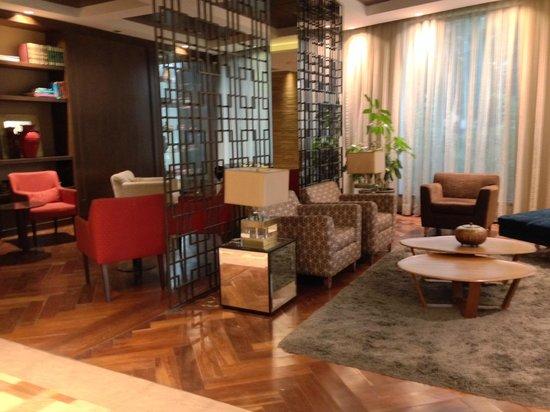 Morrison 114 Hotel: Lobby