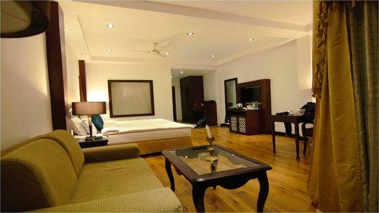 Orange Village Resort: Room