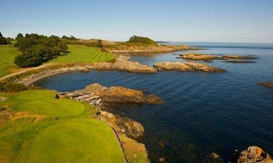 Victoria Golf Club: 5th Tee Box