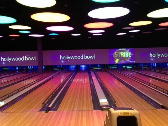 Hollywood Bowl Milton Keynes