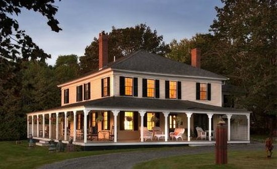 Yellow House Bed And Breakfast Bar Harbor