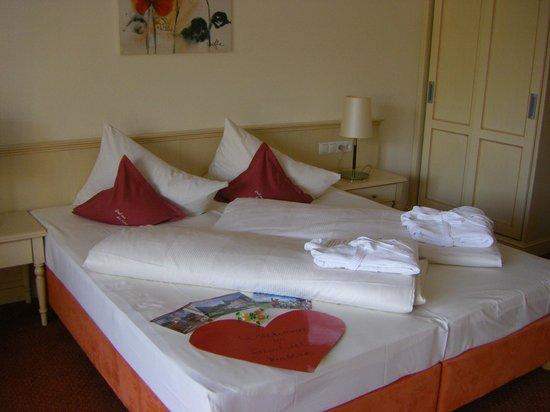 Ferienhotel Fernblick: La chambre