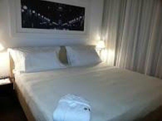 UNA Hotel Cusani: il comodo lettone