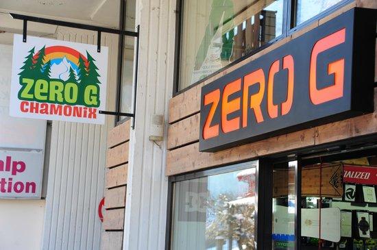 Zero G Board & Bike Shop : shop