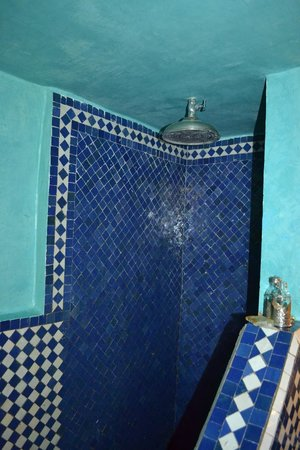 Riad La Cle de Fes : shower room