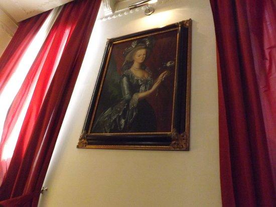 Hotel Executive Florence: Decoracion
