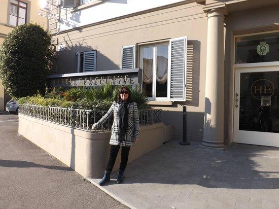 Hotel Executive Florence: Entrada del hotel