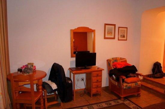 Hotel La Finca Mercedes: Habitacion