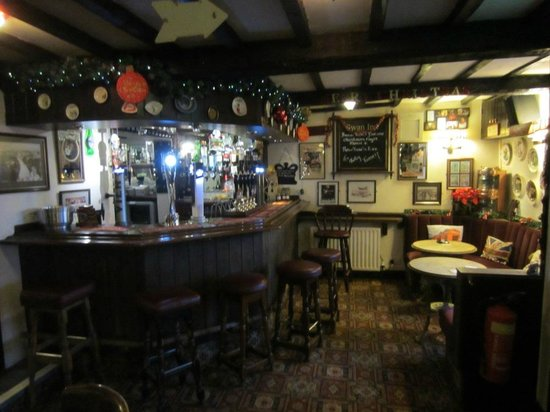 The Swan Inn: Inside the Swan