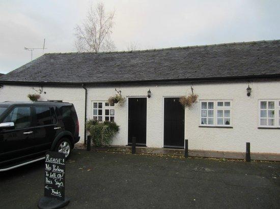 The Swan Inn : The Accommodation
