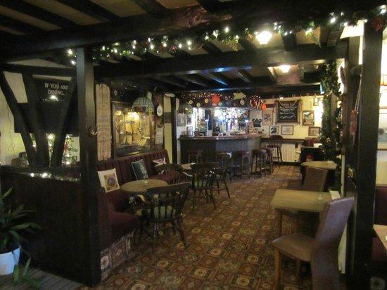 The Swan Inn : Inside the Swan