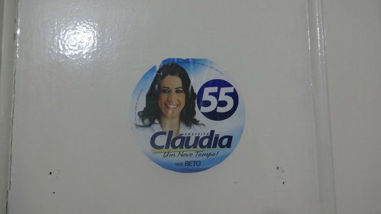 Hotel Da Praia : Será que os hóspedes vão votar na Cláudia???