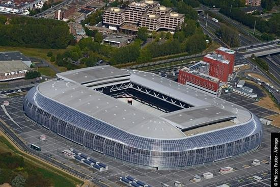 Park Inn by Radisson Lille Grand Stade : à coté du grand stade à lille
