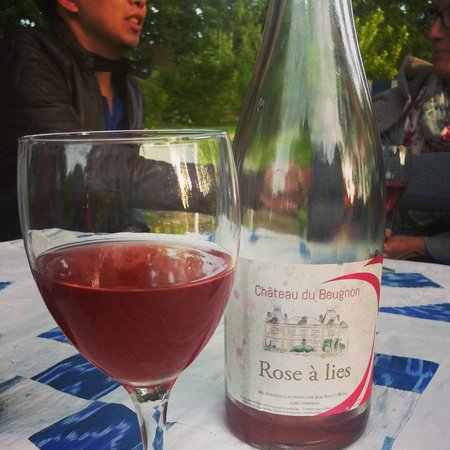 Chateau du Beugnon : Rose - Homemade by Jean-Yves