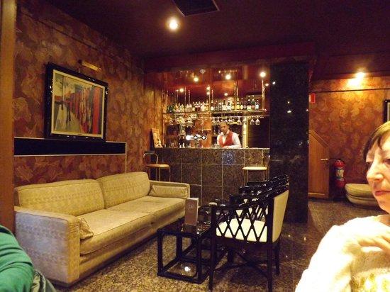 Park Hotel Brugge : Bar area