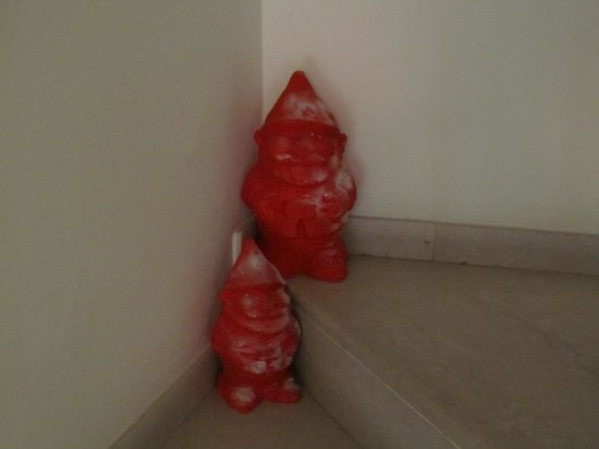 B&B Le Reve : i nanetti simpatici sulle scale!