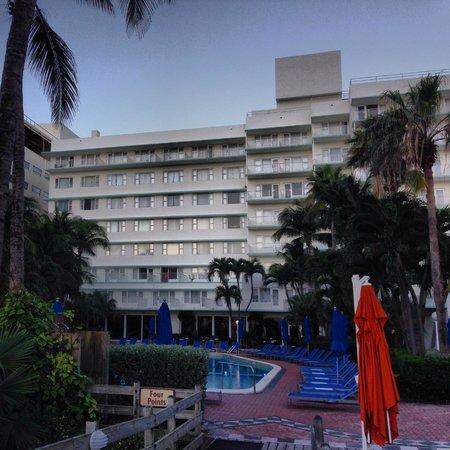 Four Points By Sheraton Miami Beach Fourpoint