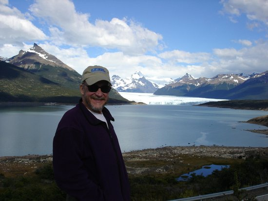 BEST WESTERN PLUS North Canton Inn & Suites: Hiking in Patagonia in 2010