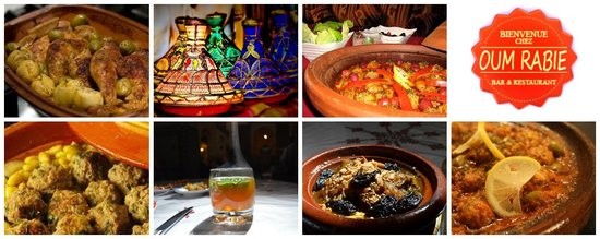 ★★★★★ Oum Rabie - Restaurant & Bar ★★★★★