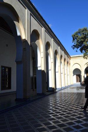 Dar Batha Museum : Outside
