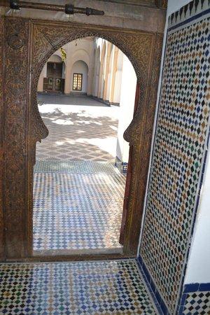 Dar Batha Museum : Doorway