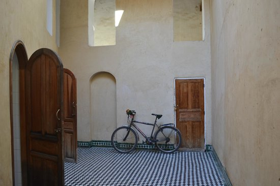 Dar Batha Museum: The loo