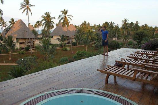 Neptune Pwani Beach Resort & Spa : spa