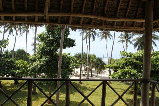 Neptune Pwani Beach Resort & Spa : vue chambre