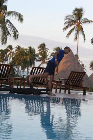 Neptune Pwani Beach Resort & Spa: spa