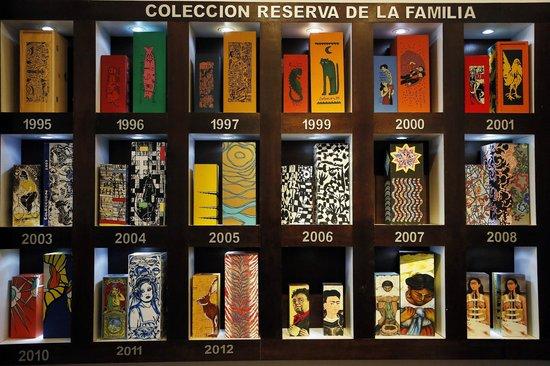 La Rojena: Colección reserva de la Familia