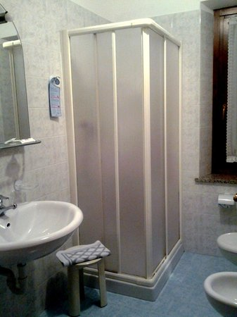 Albergo Edelweiss : bagno