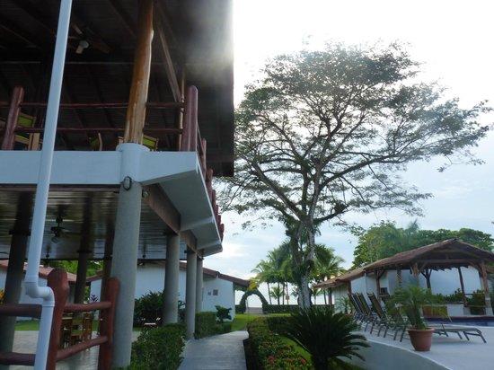 Agua Dulce Beach Resort : Restaurante