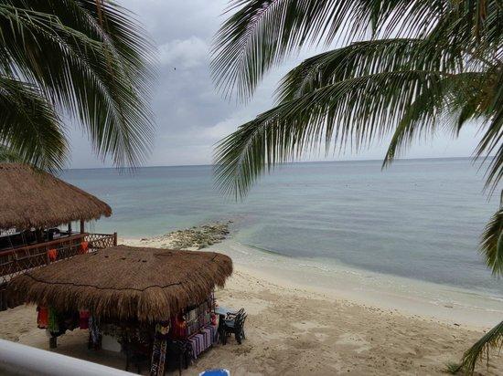 Sunscape Sabor Cozumel: el mar caribe bello como siempre, las playas muy limpias