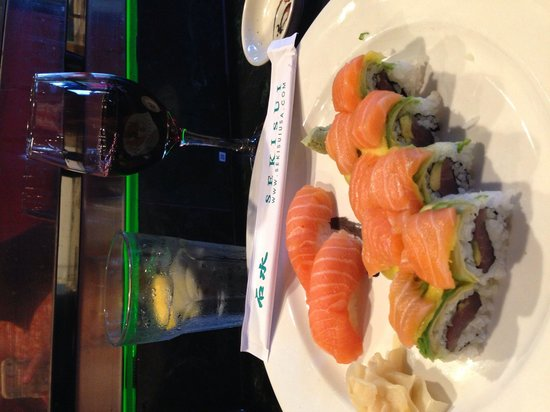 Photo of Japanese Restaurant Sekisui Midtown at 25 South Belvedere, Memphis, TN 38104, United States