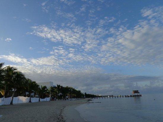 Sunscape Sabor Cozumel: el clima perfecto para disfrutar el dia en la playa