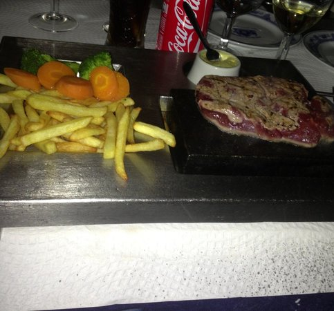 O'Leme : Best steak I've ever had:)