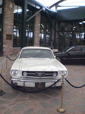 Le musée Rahmi M. Koç : Ford Mustang