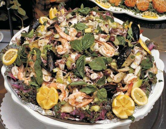 Mamma Lombardi's Restaurant: Seafood Platter