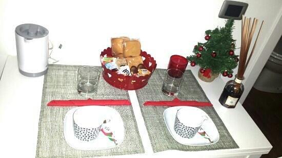 Domus Gallia: colazione natalizia!