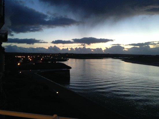 Hotel de la Marine : View
