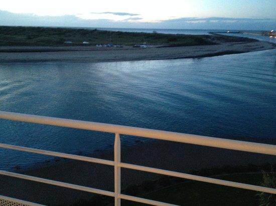 Hotel de la Marine: View