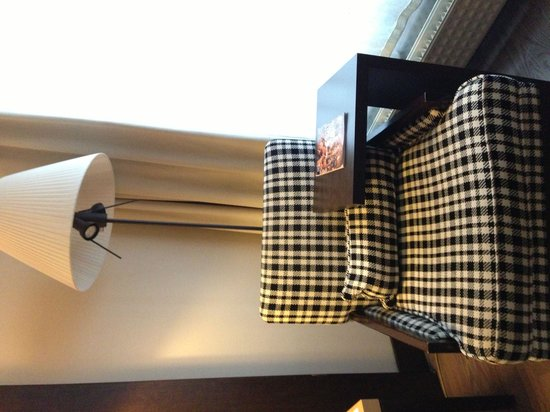 NH Brussels Stephanie: Lounge chair