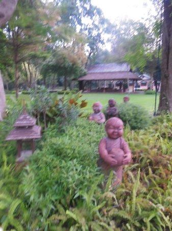 ComSaed River Kwai Resort : espace