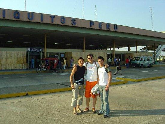 Dorado Hotel : Aeroporto de Iquitos