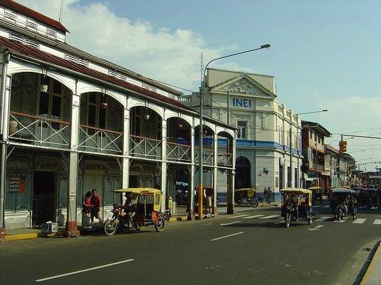 El Dorado Isabel Hotel & Suites: arquitetura de Iquitos