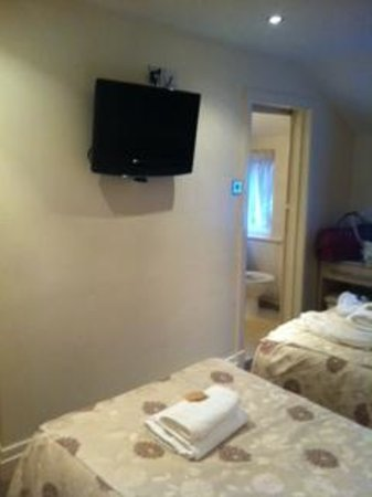 The Royal Boston Hotel : tv